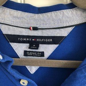 Tommy Hilfiger Shirts - EUC Tommy Hilfiger Royal Blue Polo